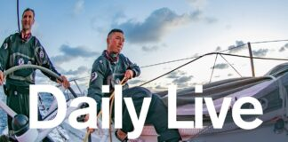 1300 UTC Daily Live – Friday 10 November | Volvo Ocean Race