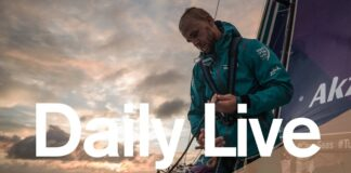 1300 UTC Daily Live – Friday 17 November | Volvo Ocean Race
