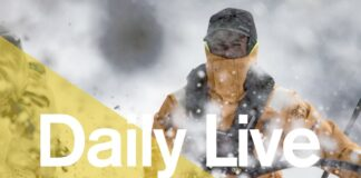 1300 UTC Daily Live – Friday 22 December | Volvo Ocean Race