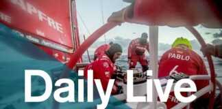 1300 UTC Daily Live – Monday 18 December | Volvo Ocean Race