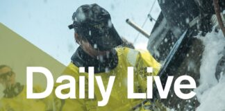 1300 UTC Daily Live – Saturday 11 November | Volvo Ocean Race