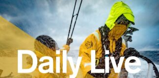 1300 UTC Daily Live – Saturday 23 December | Volvo Ocean Race