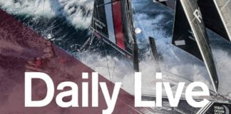 1300 UTC Daily Live – Thursday 23 November | Volvo Ocean Race
