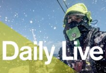 1300 UTC Daily Live – Tuesday 19 December | Volvo Ocean Race
