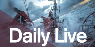 1300 UTC Daily Live – Tuesday 7 November | Volvo Ocean Race