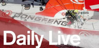 1300 UTC Daily Live – Wednesday 13 December | Volvo Ocean Race