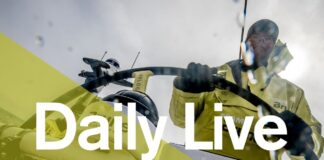 1300 UTC Daily Live – Wednesday 20 December | Volvo Ocean Race