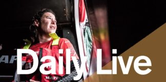 1345 UTC Daily Live – Wednesday 8 November | Volvo Ocean Race