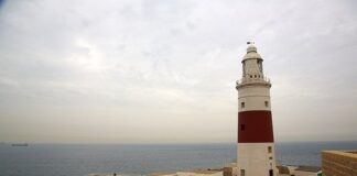 Gilbraltar Lighthouse