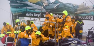 Abandoned in the Atlantic Ocean | Volvo Ocean Race