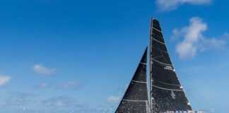 After an epic start off the Port of Gustavia for the second day of racing at Les...