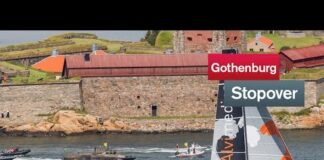 And it ends in Gothenburg | Volvo Ocean Race 2014-15