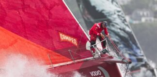 Auckland In-Port Race Live Replay | Volvo Ocean Race 2011-12