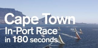 Cape Town In-Port Race ...in 180 seconds | Volvo Ocean Race