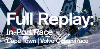 Cape Town In-Port Race: Full replay