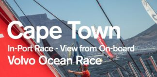 Cape Town In-Port Race - View from on-board | Volvo Ocean Race