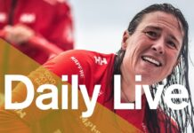 Daily Live – 1300 UTC Friday 12 January | Volvo Ocean Race