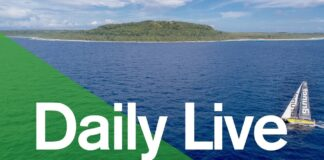 Daily Live – 1300 UTC Monday 8 January | Volvo Ocean Race