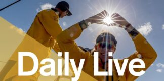 Daily Live – 1300 UTC Thursday 4 January | Volvo Ocean Race