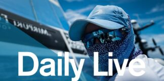 Daily Live – 1300 UTC Tuesday 9 January | Volvo Ocean Race
