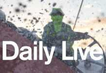 Daily Live – Sunday 25 March | Volvo Ocean Race