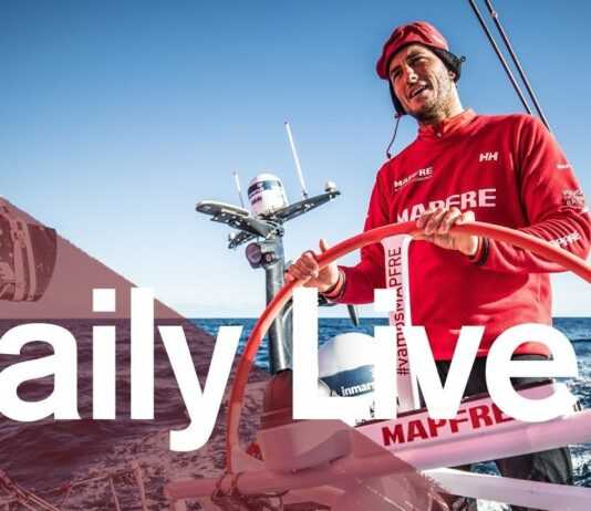 Daily Live – Wednesday 4 April   Volvo Ocean Race