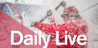 Daily Live – 1300 UTC Sunday 7 January | Volvo Ocean Race