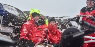Dongfeng announce first female sailors of 2017-18 | Volvo Ocean Race