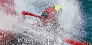 Dongfeng's first test | Volvo Ocean Race