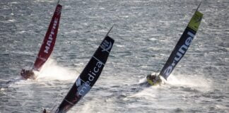 From Cape Town to Abu Dhabi - Leg 2 Review | Volvo Ocean Race 2014-15