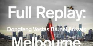 Full Replay: Dongfeng, Vestas and Brunel Leg 3 Arrivals in Melbourne | Volvo Ocean Race
