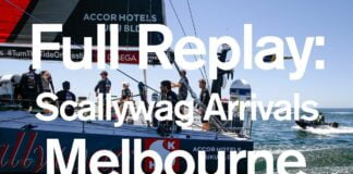 Full Replay: Scallywag Leg 3 Arrivals in Melbourne | Volvo Ocean Race