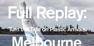 Full Replay: Turn the Tide on Plastic Leg 3 Arrivals in Melbourne | Volvo Ocean Race