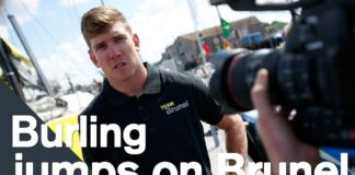 'I've always wanted to do this race'   Volvo Ocean Race