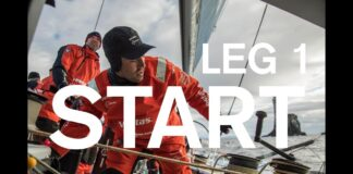 Leg 1 Start Highlights | Volvo Ocean Race