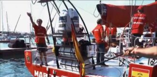 Leg 1 Start Replay | Volvo Ocean Race 2014-15