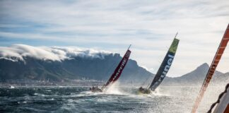 Leg 2 Start Replay | Volvo Ocean Race 2014-15