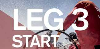 Leg 3 Start in Cape Town - Full Replay | Volvo Ocean Race