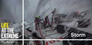 Life at the Extreme - Ep. 25 - 'Storm' | Volvo Ocean Race 2014-15