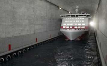 Norway to spend $315M on world's first ship tunnel