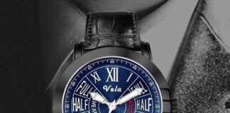 ONLY 1 DAY LEFT  With offers off -15 % Vela-Watches Maritime. From 14-04-2018 t...