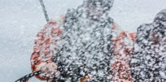 Rough Conditions | Volvo Ocean Race 2014-15