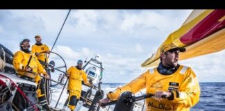 Staying warm, staying dry - staying alive | Volvo Ocean Race 2014-15