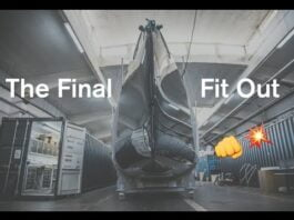 The Final Fit out | Volvo Ocean Race