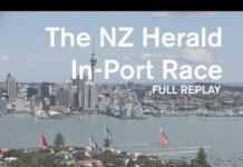 The New Zealand Herald In-Port Race: FULL REPLAY | Volvo Ocean Race