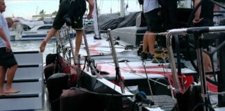 The tech zone: new boats, new technology | Volvo Ocean Race 2011-12