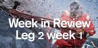Week in Review – Leg 2, week 1 | Volvo Ocean Race