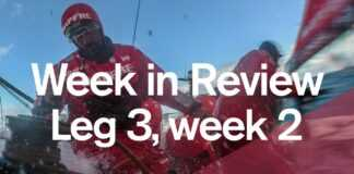 Week in Review – Leg 3, week 2 | Volvo Ocean Race
