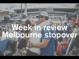 Week in Review – Melbourne stopover | Volvo Ocean Race