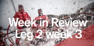 Week in Review – Leg 2, week 3 | Volvo Ocean Race